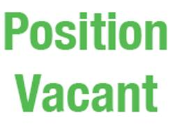 P&C Position Vacant